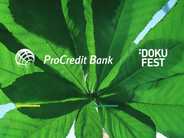 Procredit Bank - EcoVideo for Doku Fest